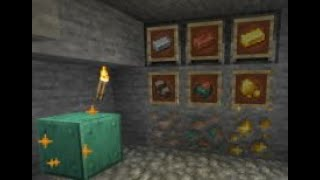 New 1.17 snapshot released!!!!!! | New raw ores and fortune works on metal ores!!