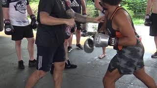 Boxing Technique: The 1-2 Combination