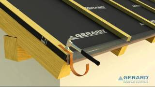 01 INSTALLATION VIDEOS GERARD ROOFING SYSTEMS EUROPE - ROOF UNDERSTRUCTURE (A)