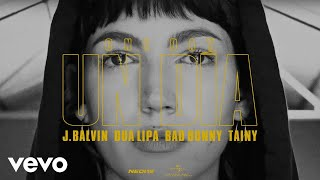 J. Balvin, Dua Lipa, Bad Bunny, Tainy - UN DIA (ONE DAY)