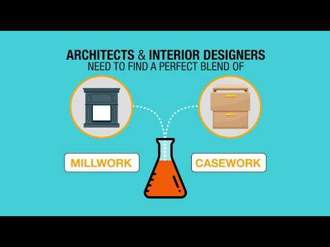 Millwork Vs Casework - How They Are Different
