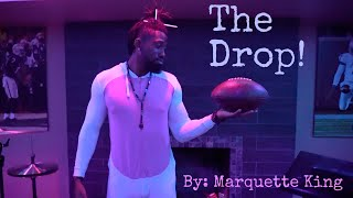 How to punt like an NFL punter! Step 1... (Tutorial by Marquette King)