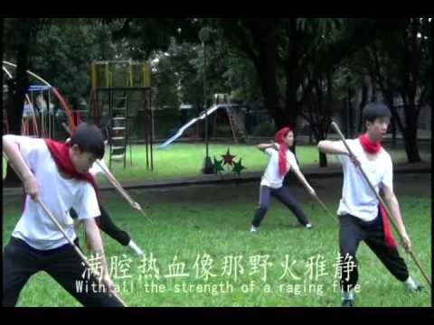 I'll Make A Man Out of You (Live Action) 男子汉- Jackie Chan (Mulan)