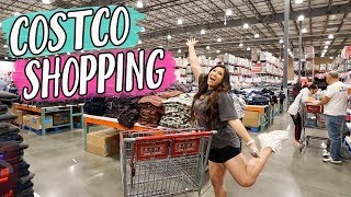 COSTCO SHOPPING SPREE!! come shop with me!