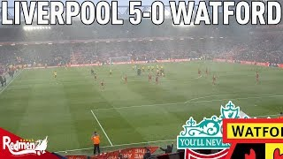 Liverpool v Watford 5-0 | Story of the Match