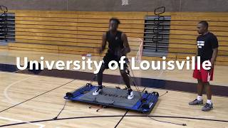 Double Trouble Training -(Lance Thomas Basketball ) University of Louisville