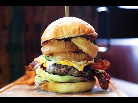Burger Takeover Launch Party with Chef Billy Otis