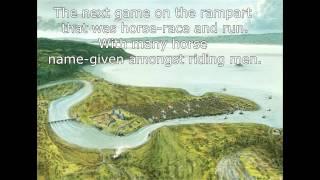 Eirik Jarl. Norwegian folk song with English lyrics.
