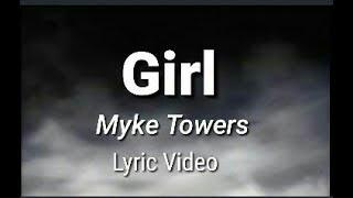 Myke Towers - Girl