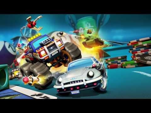 Announcing: Micro Machines World Series [IT]