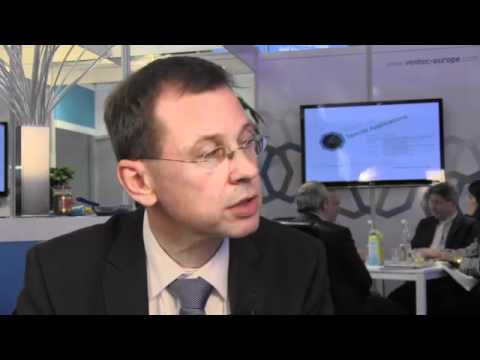 Interview with MD Peter van den Eijnden at Productronica 2011
