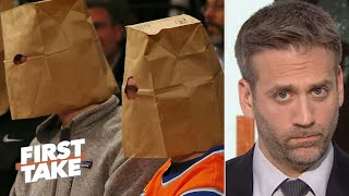 Knicks fans should fire themselves!  – Max Kellerman   First Take