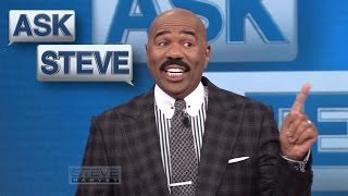 Ask Steve: My sons were in the jacuzzi!    STEVE HARVEY