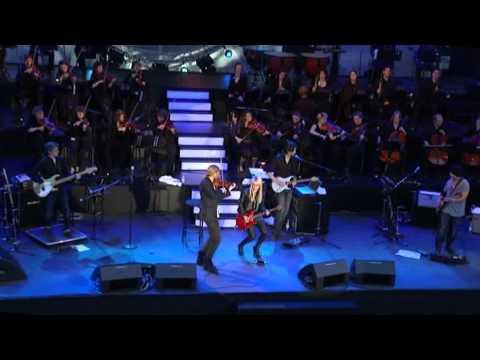 David Garrett - Smooth Criminal Open Air Live 2010 (1080p).mp4
