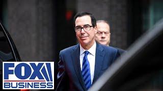 Mnuchin on stimulus negotiations: 'We did not make any progress today'