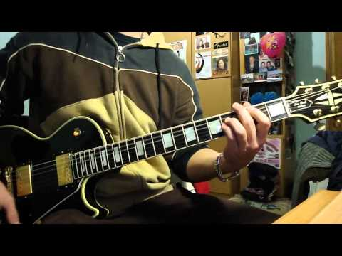 Baixar Evanescence - Going Under Guitar cover