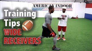 5 Tips to be a Better Receiver - Football Tip Fridays