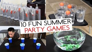 10 Awesome Summer Party Games | Fun Ideas For Everyone!