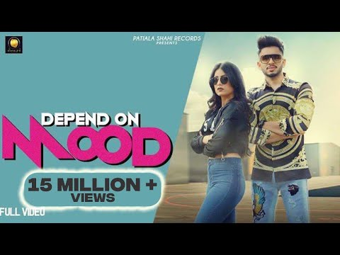 Depend on Mood - Jinder Deol Feat Gurlej Akhtar