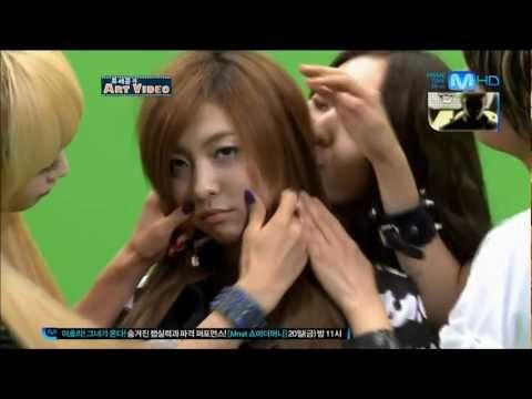 120717 f(x) Krystal Luna Kiss Scene