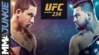 UFC 234 Fight breakdown: Robert Whittaker vs. Kelvin Gastelum