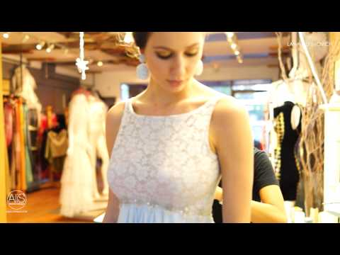 Behind the Scenes of Photo Shoot for Angelic Magazine | Alis Fashion Design LANA GERIMOVICH