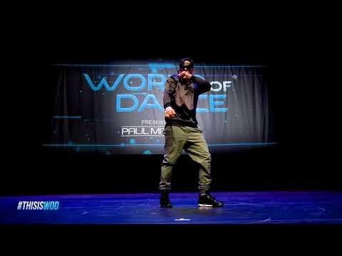 Poppin John | FrontRow | World of Dance 2017 | #WODATL17