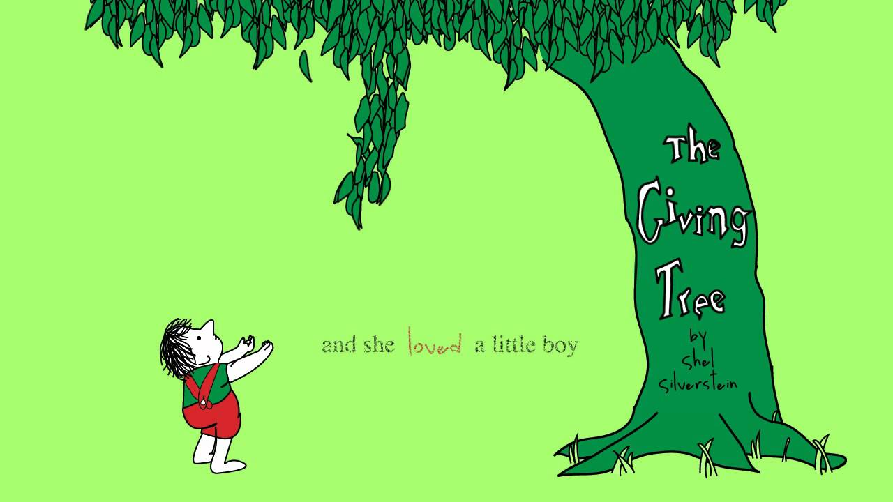The Giving Tree by Shel Silverstein - YouTube