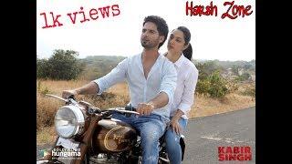 Mere Sohneya What's App Status ||Kabir Singh|| Kabir Singh Ringtone ||Best kiss scene of Kabir Singh