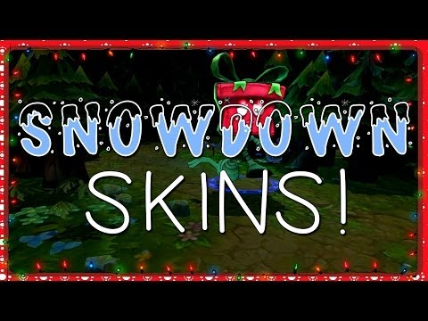 Instalok - Snowdown Skins (Jingle Bells Parody) - Instalok  - BkhFcVph-bU -