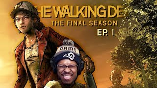 THE WALKING DEAD: THE FINAL SEASON | EPISODE #1