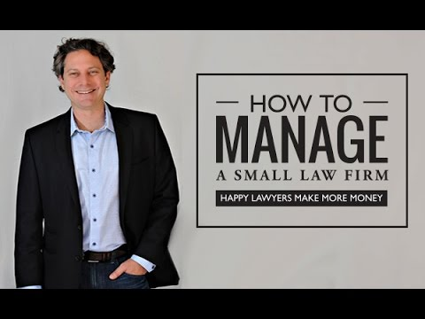 "How to Become a ""Happy Lawyer"" and Make More Money in the Process"