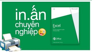Professional printing in excel, study once never forget