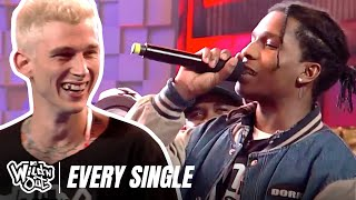 Every Single Season 10 Wildstyle ft. MGK, A$AP Rocky, 21 Savage & More 🔥 Wild 'N Out