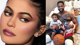 Kylie Jenner SHADES Tristan Thompson With THIS Post!
