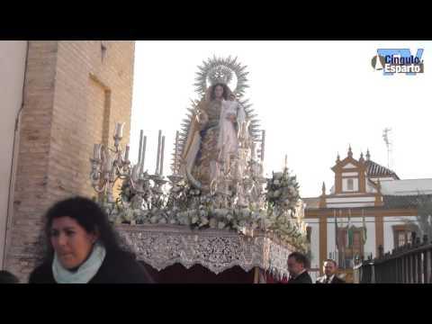 Procesión de la Virgen de Belén de Gines