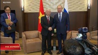 Nga muốn thắt chặt quan hệ quân sự với Việt Nam (VOA)