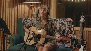 Taylor Swift - the last great american dynasty (folklore: the long pond studio sessions)