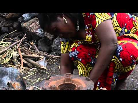 A Stranger in My Own Home: Fuel-efficient Stoves Protect Women and the Environment in the Congo