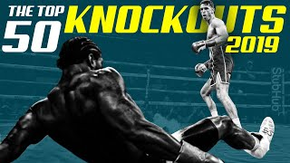 Top 50 Knockouts of 2019   GP