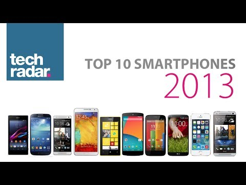 Best Smartphone 2013: Top 10 ranking