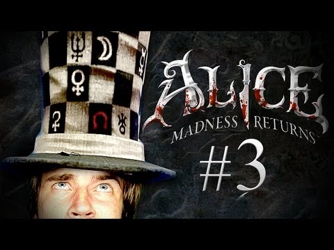 WE'RE GOING TO THE HATTER! - Alice: Madness Returns - Part 3 - Smashpipe Games