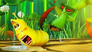 LARVA - BABY LARVA DANGER | Cartoon Movie | Videos For Kids | Larva Cartoon | LARVA Official
