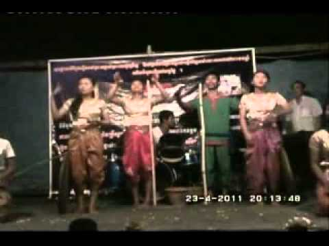 Leaders Conference 3 days in Chhouk Church through CADSPC in April 2011 Part3.flv