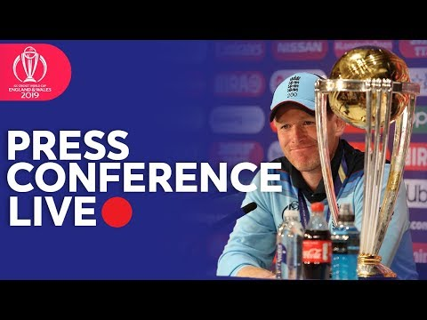 Post Match Press Conference New Zealand vs England | ICC Cricket World Cup 2019