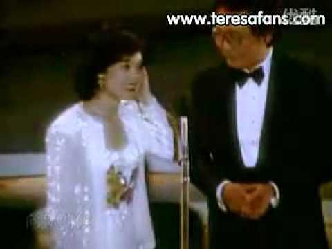 邓丽君 鄧麗君 Teresa Teng 1982年金钟奖 金鐘獎 演唱《君在前哨》.flv