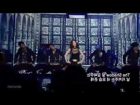 BoA - The Shadow mirrored Dance ver.