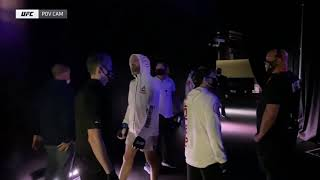 UFC Quick Hits: Fight Island 7 Co-main Event Walkout