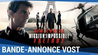 Mission : impossible :  bande-annonce finale VOST