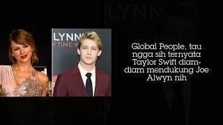 Taylor Swift hadir di Pemutaran Perdana Film Joe Alwyn
